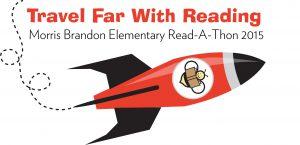 09_15_Morris Brandon Elementary School Read-A-Thon Logo