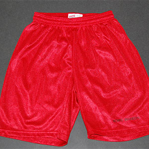 Boys Red Mesh Shorts – Morris Brandon Elementary School