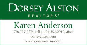 logo for Karen Anderson